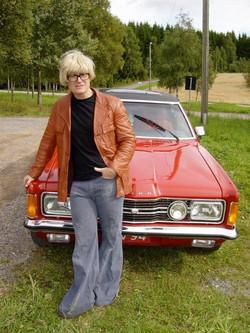 Jan Erik Larssen - Ford Taunus