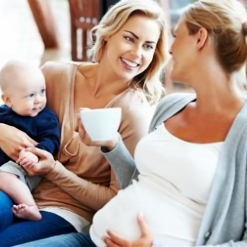 Empowered Postpartum-Evening Edition 4:30p-6p