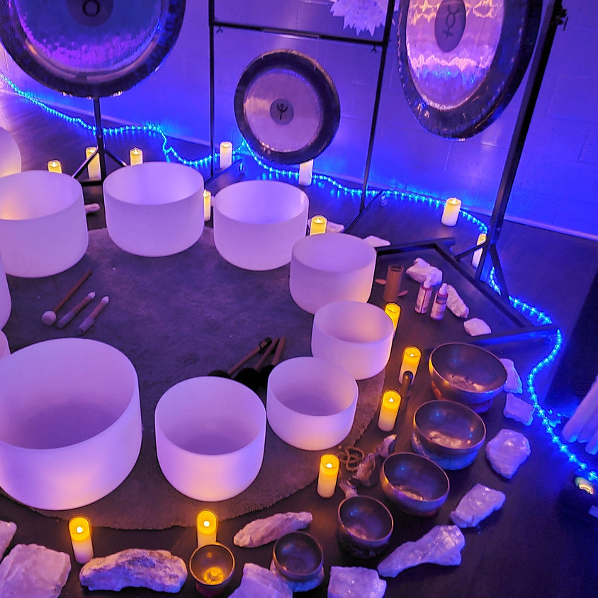 Chakra Clearing Reiki Sound Bath Meditation-led by Kyle Lam
