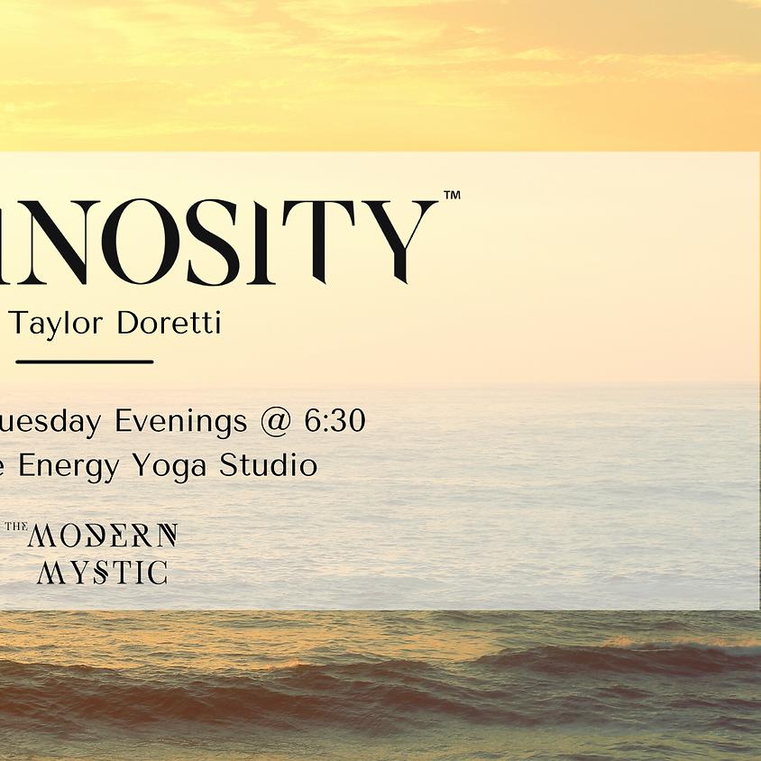 LUMINOSITY-Mystical Meditation w/ Taylor Doretti
