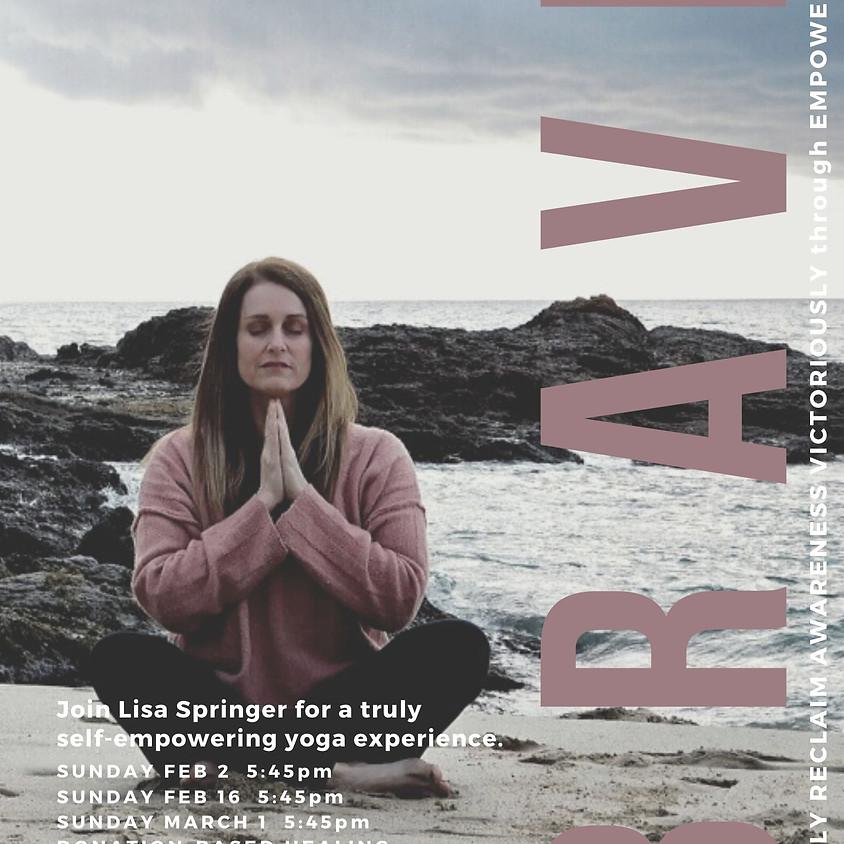 BRAVE-Empowerment Yoga Series (2)
