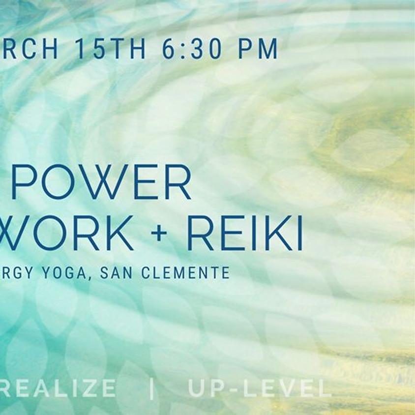 Breathwork & Reiki | Breathe & Remember Who You Are