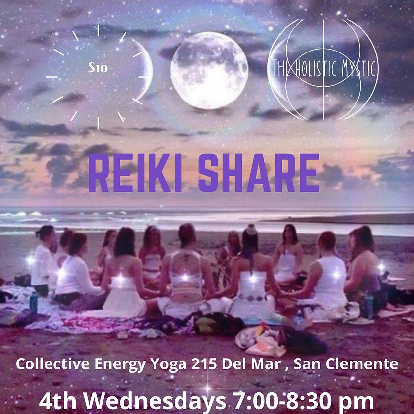 Reiki Share-July