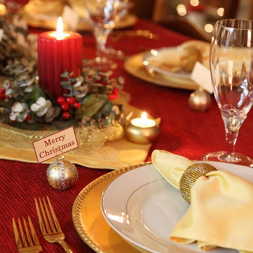 Private Holiday Dinner Party