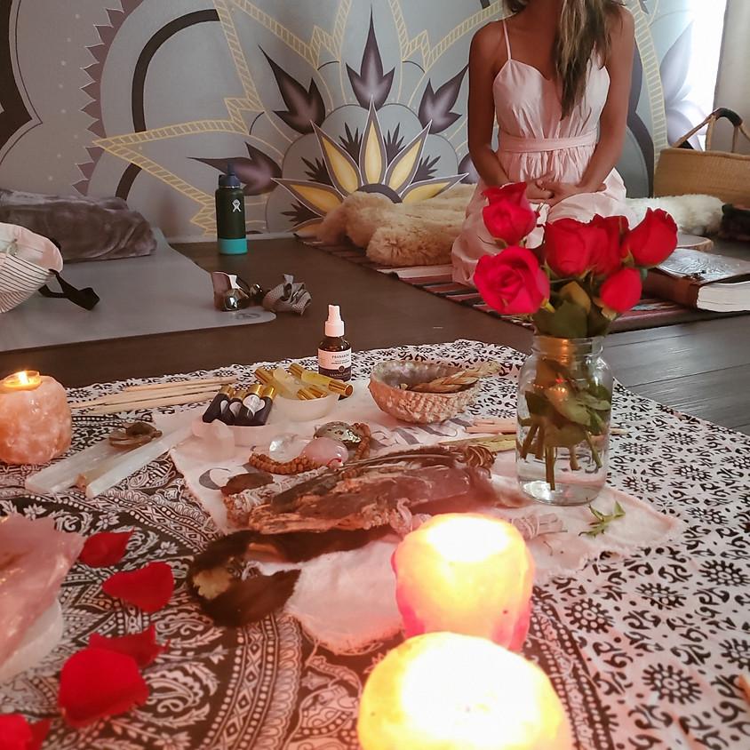 Reiki 2 Attunement with Cheri Verminski