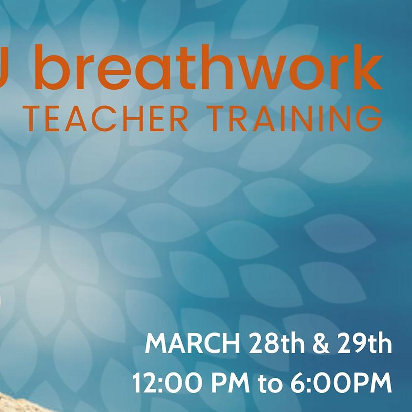 POSTPONED-TRU breathwork Teacher Training Day 1