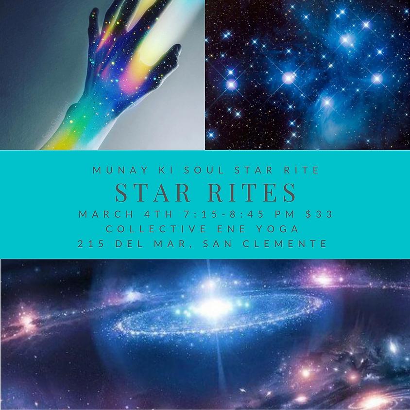 Munay Ki Rites-Soul Star Rite