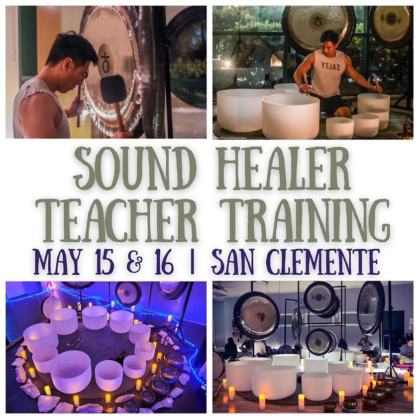 Sound Healer Teacher Training-led by Kyle Lam-Day 2