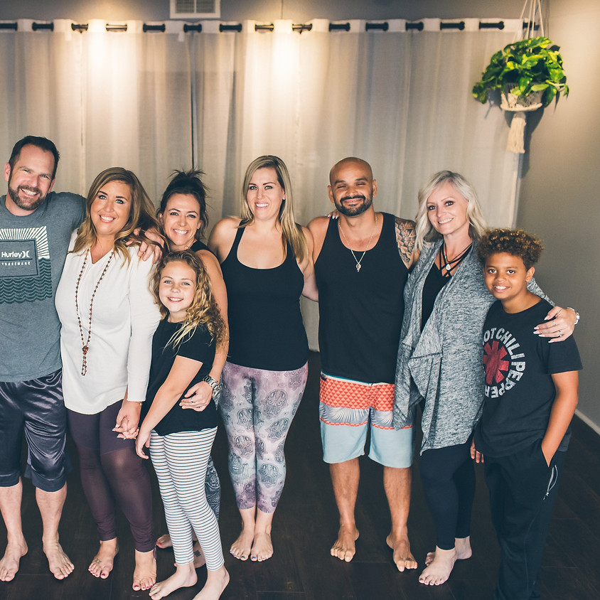 Grand Opening!  Collective Energy Yoga
