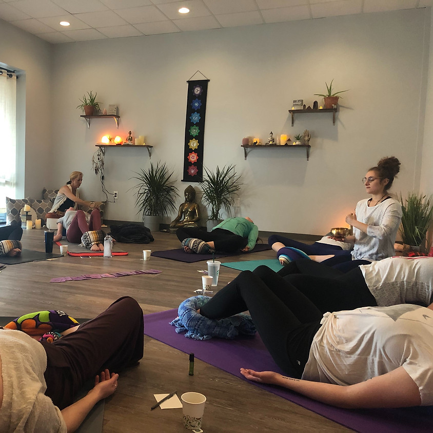 Zen Yum Lifestyle Workshop-Getting Rooted