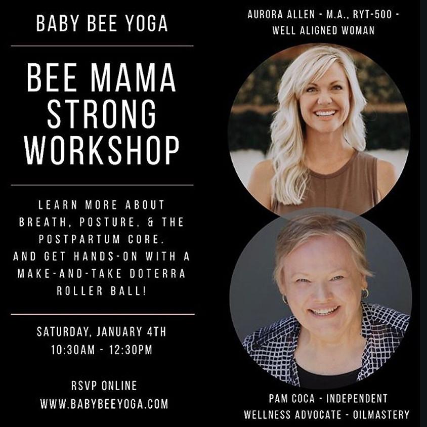 Prenatal/4th Trimester Workshop w/ Baby Bee Yoga