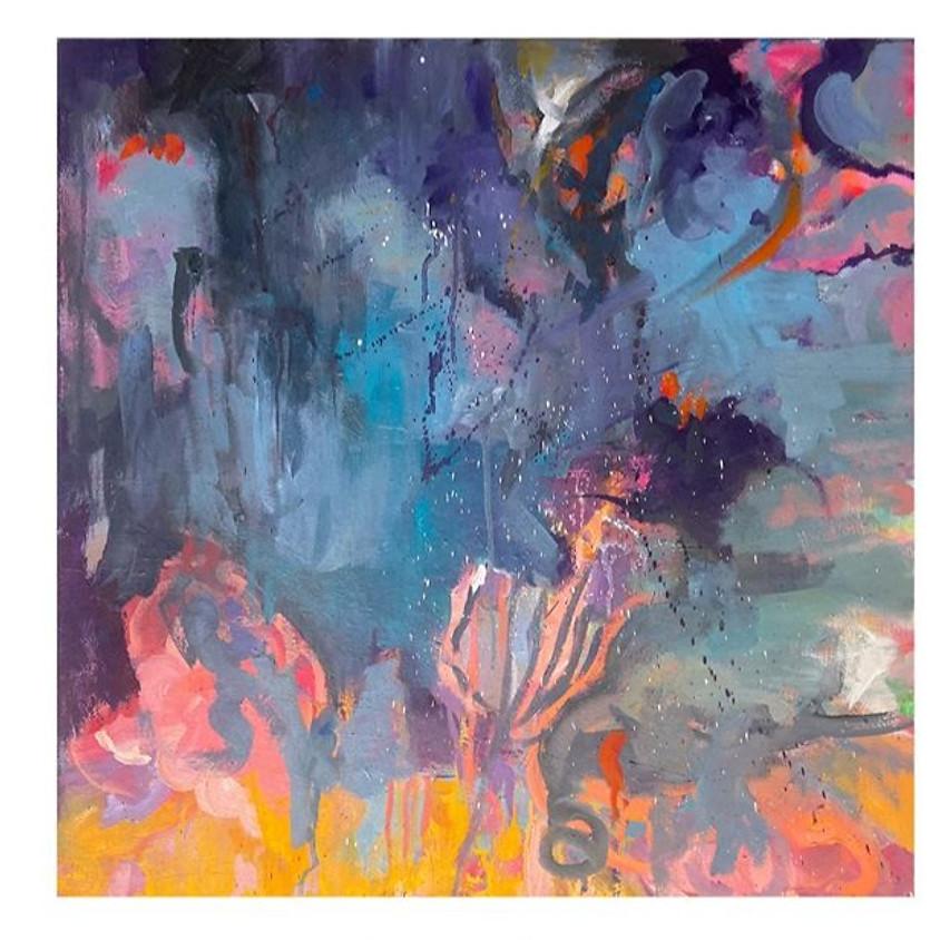 "Art Exhibit-""I Contain Multitudes""-Paintings by Allison Adams"