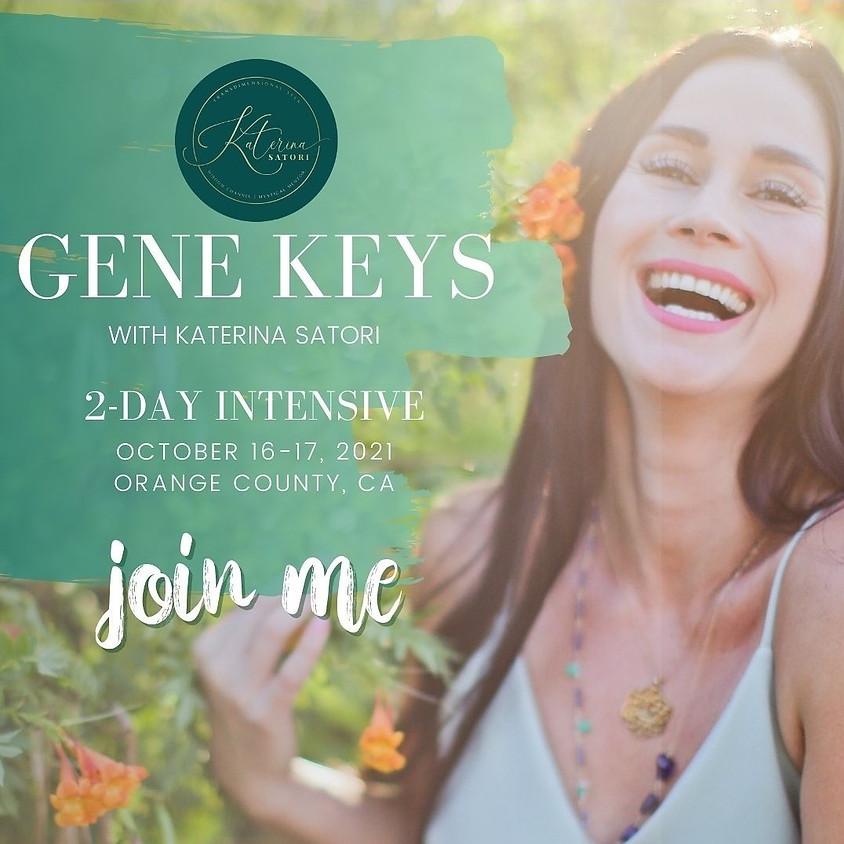 Gene Keys with Katerina Satori-Day Two