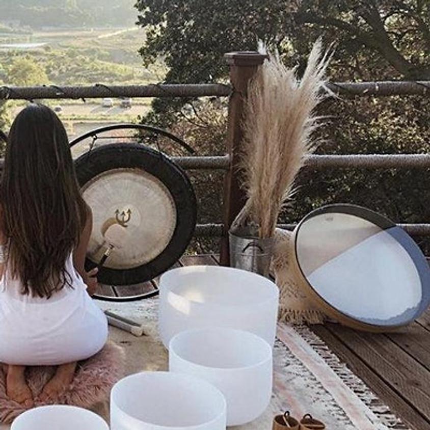 Sacred Song Sound Bath & Meditation led by Sasha Selva