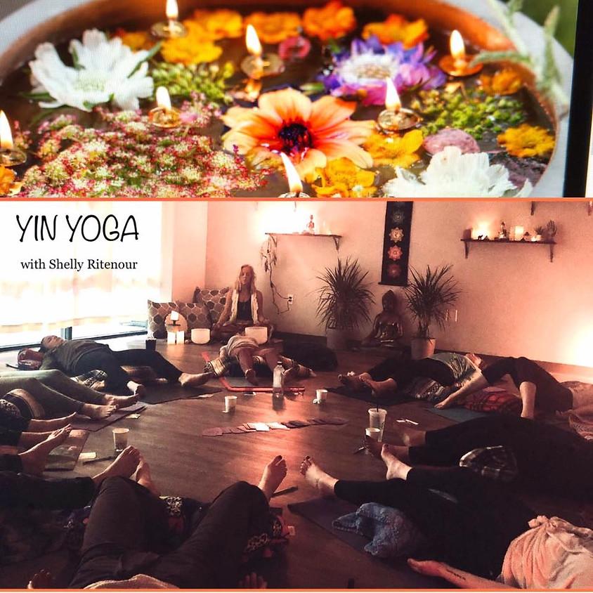Zen Yum Lifestyle Workshop-Candlelit Yin Yoga Meditation