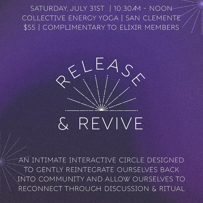 Release & Revive Embodied Empress Workshop w/Chayne Coleman