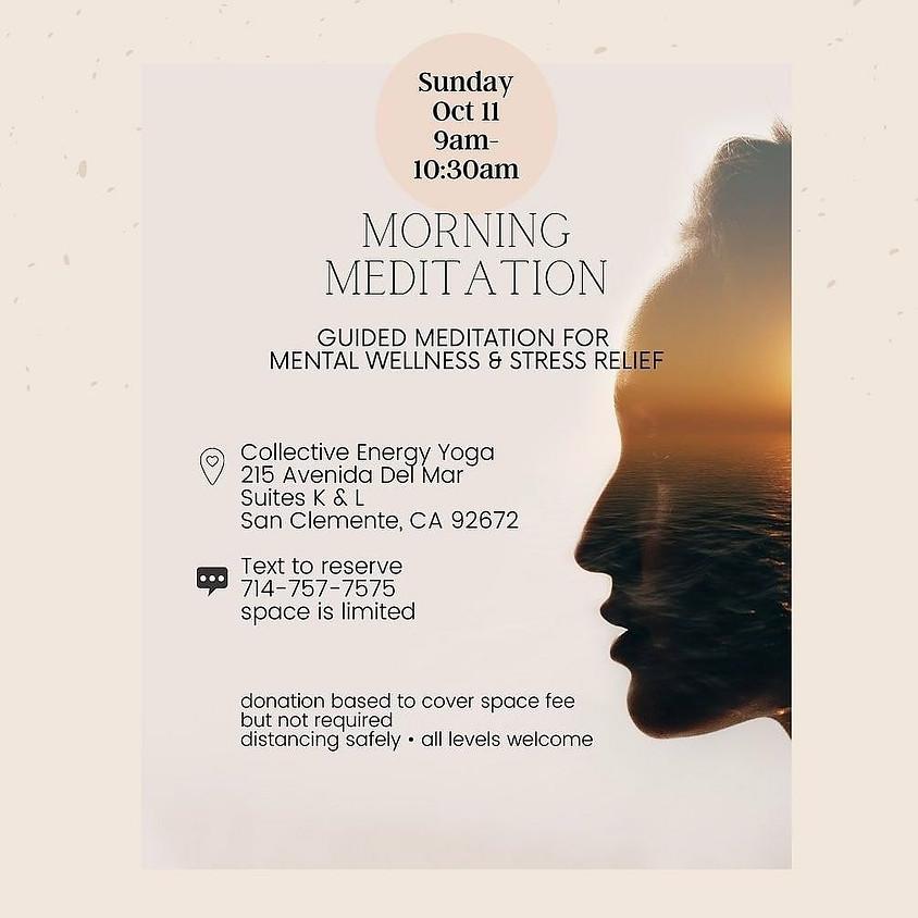 Morning Meditation Circle