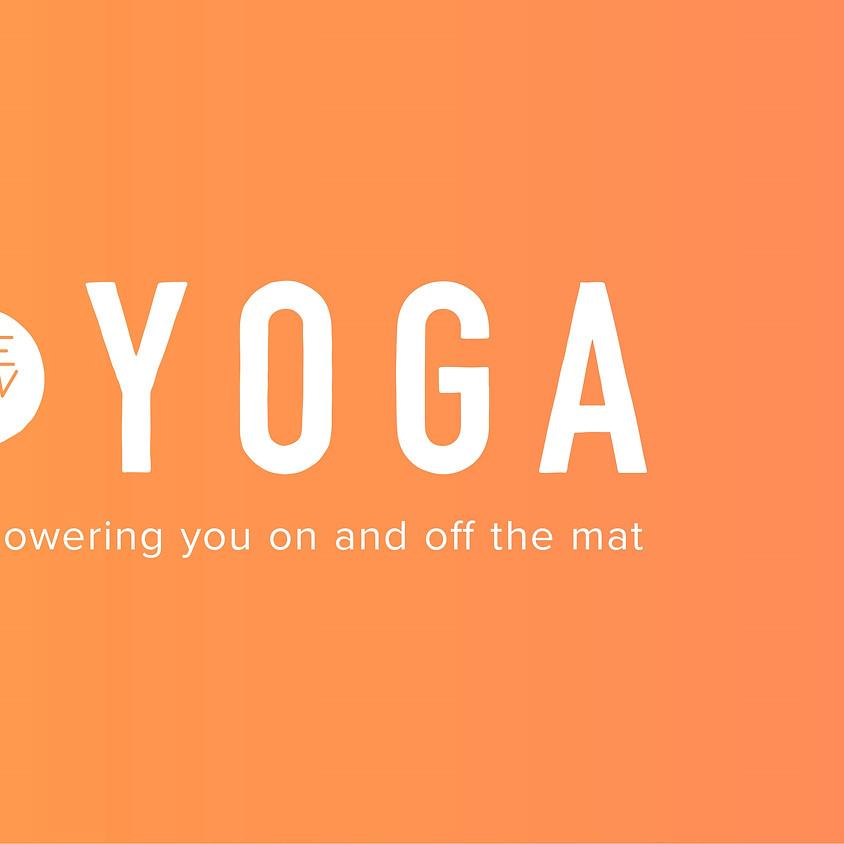 DONEGEEVUP Yoga Series, Week 2