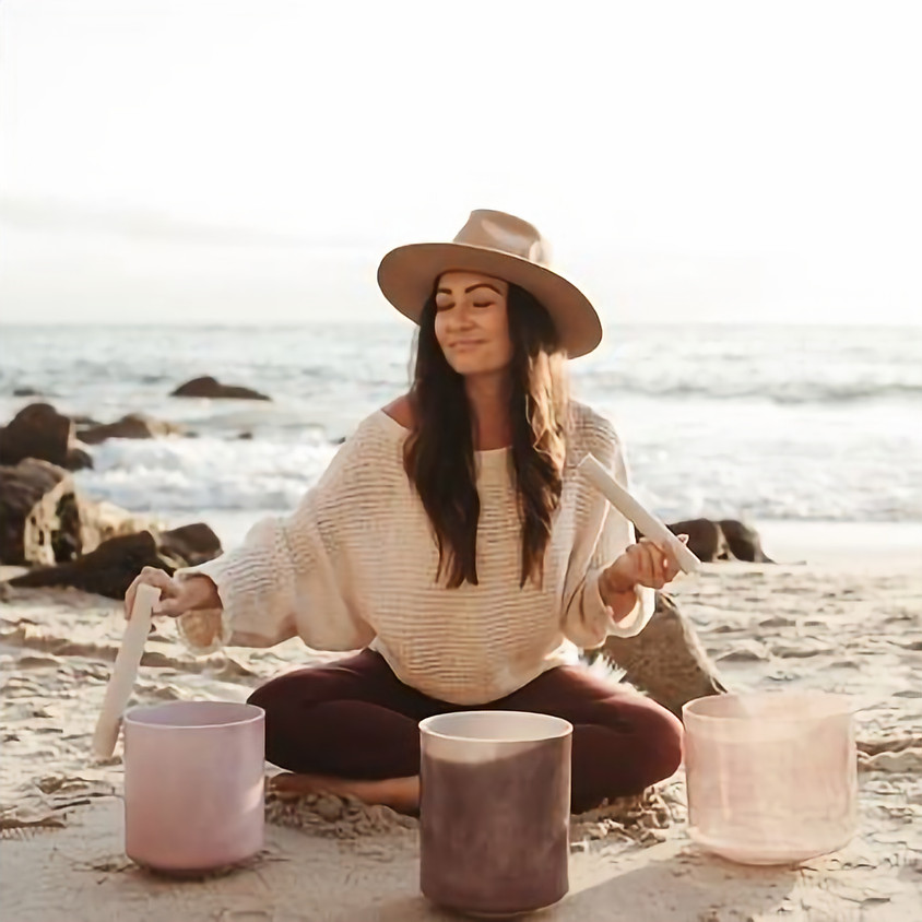 SORRY SOLD OUT!!! New Moon + 8/8 lion's Gate Portal Sound Bath led by Amy Thorson