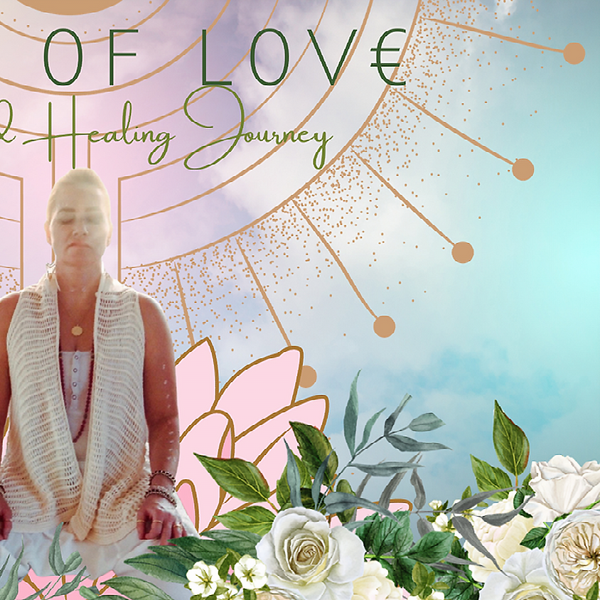 Codes of Love Healing Journey led by Meadow Faith