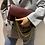 Thumbnail: irAro X VIKELE STUDIO burgundy bag
