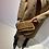 Thumbnail: irAro X VIKELE STUDIO suede bag
