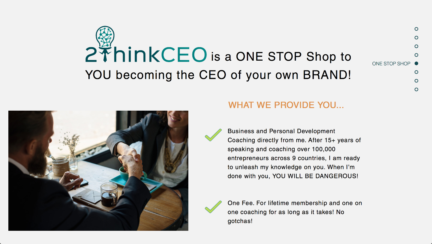 2ThinkCEO