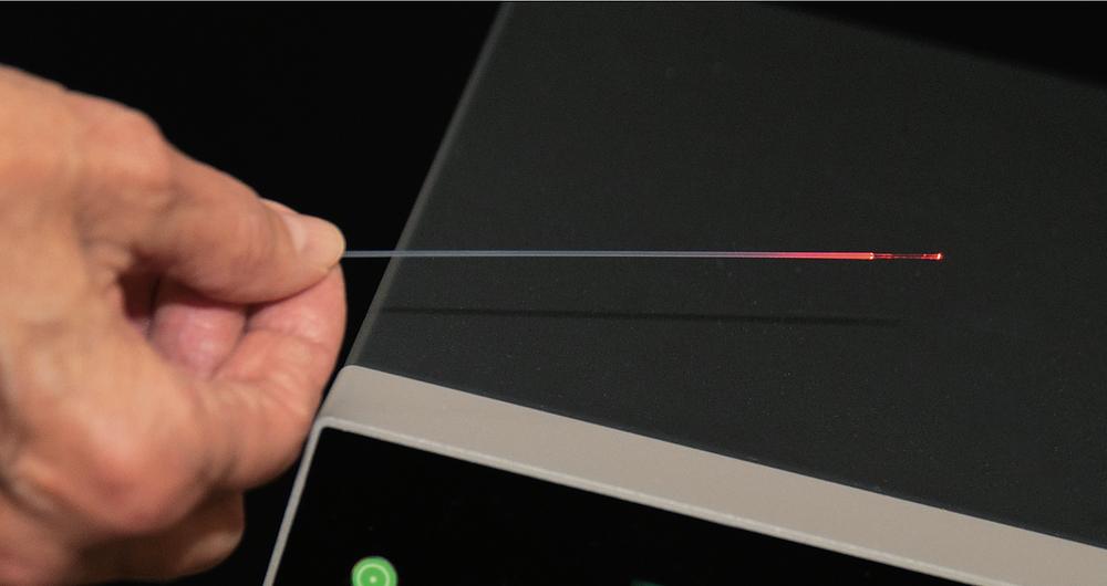 laserfiber til behandling af åreknuder