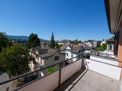 Balkon a3l A3l 2 bedroom apartment Asylstrasse 11 8032 Zürich