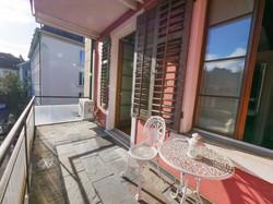 Balkon masterbedroom a2l