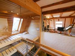 b5 sauna
