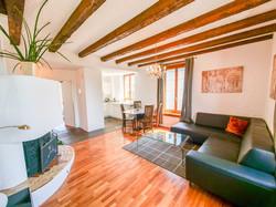 Wohnzimmer A3l A3l 2 bedroom apartment Asylstrasse 11 8032 Zürich