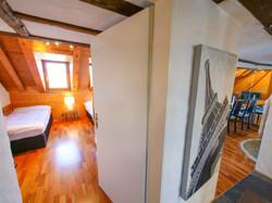 a4r kleines Schlafzimmer