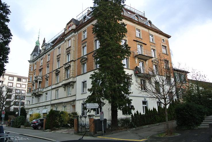 Billrothstrasse 18 furnished apartments