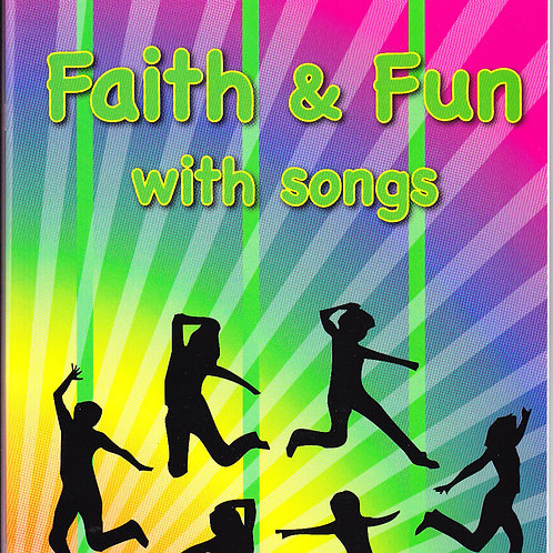 Faith & Fun With Songs - All 16 Lyrics Videos