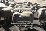 A Shepherd Had 100 Sheep lyrics video