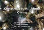 Christmas Is All About Giving lyrics video