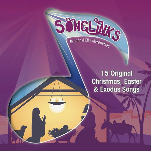 SongLinks - CD and Booklet