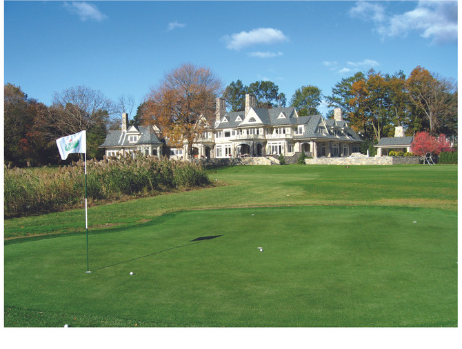 THE WESTCHESTER WAG: Tee Time: Hitting The Links At Home