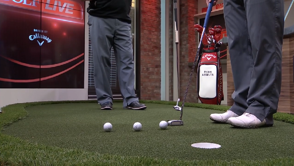 GOLF LIVE: How to get your putting back on track