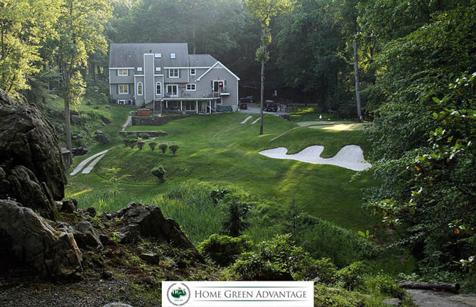 THE NEW YORK POST: Home-Course Advantage. N.Y. dreamer will build par 3 in your backyard