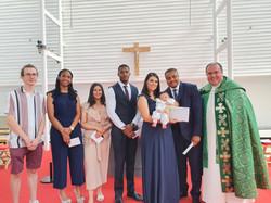 Zion's Baptism