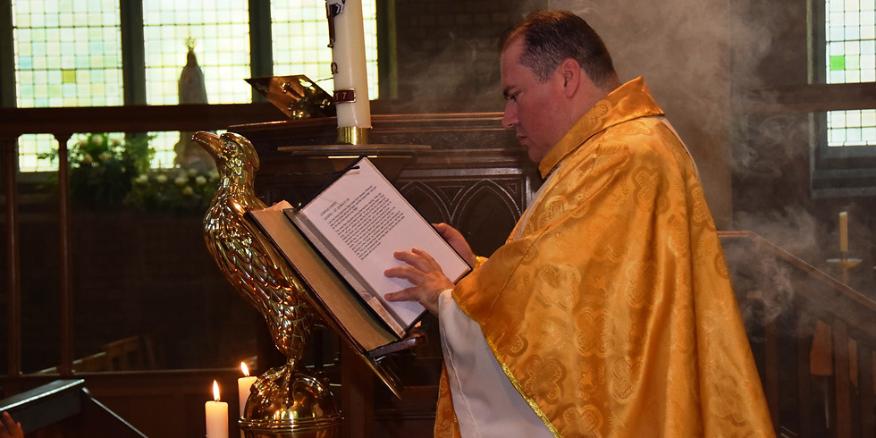 Anniversary of Fr Valmor's Priesting 2019