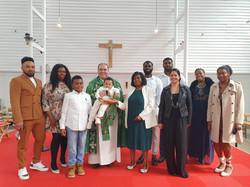 Keoni's Baptism