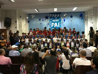 Dia dos Pais Educação Infantil - Turno Matutino
