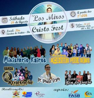 Los Miros Cristo Fest