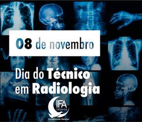 08 de Novembro - Dia Mundial da Radiologia