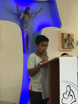 Missa da Família - 4º e 5º Ano
