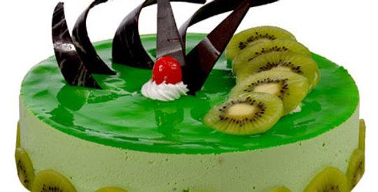 Green Kiwi Cake