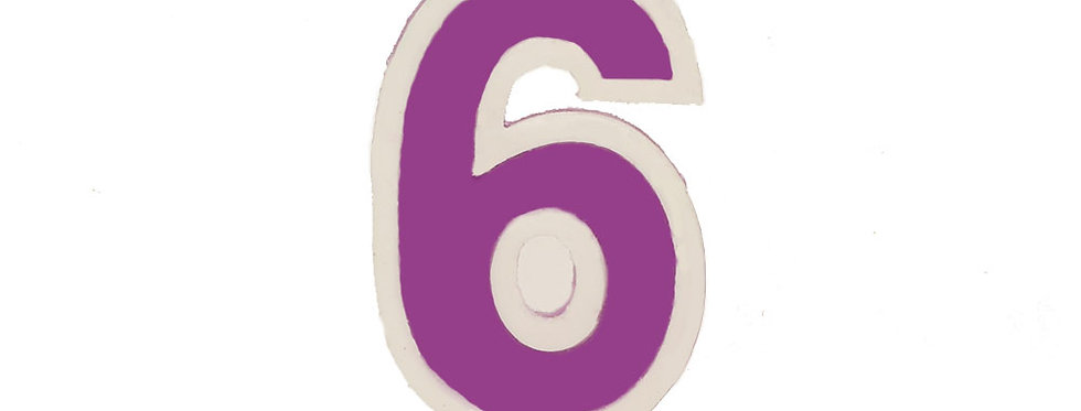 Number Candle Six